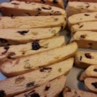 Biscotti Dessert Cookies - Excellent cookies served after a special dinner.  Try dipping in coffee or wine.