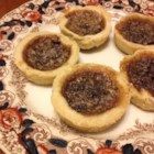 Chai Butter Tarts - Traditional butter tarts are spiced up a bit with chai spices.