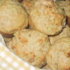 Fennel Corn Muffin - A corn muffin is enhanced with the flavors of thyme, fennel, and black pepper for a savory treat.