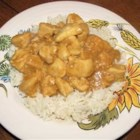 Ten Minute Szechuan Chicken - A simple, quick recipe for Szechuan-style chicken with basic ingredients. This is usually served over white rice.