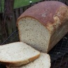 Herb Bread - A delicious bread machine recipe, this bread is especially good with chicken stew.