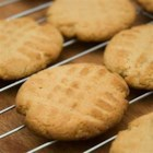 Classic Peanut Butter Cookies - This classic recipe for peanut butter cookies will have you pouring a large glass for milk for dunking in just over an hour.