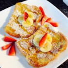 Fluffy French Toast - This French toast recipe is different because it uses flour.  I have given it to some friends and they've all liked it better than the French toast they usually make!