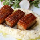 Crispy Pork Belly - Pork belly is all the rage in the foodie world, and thanks to Chef John you can make your own crispy pork belly at home with just a few ingredients.