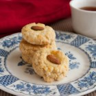 Chinese Restaurant Almond Cookies - These fine-textured, crumbly almond cookies are traditionally made with lard, but are delicious with butter, as well.