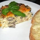 Aunty Pasto's Seafood Lasagna - This lasagna features a white sauce made with cream of mushroom soup, white wine, crab meat, and shrimp. A wonderful dish to serve guests either at a luncheon or for a dinner party.  I have served this dish to so many of my   friends, and they have all asked for the recipe.