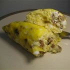 Omelet in a Bag - Great for holidays when there are picky eaters in the crowd.  Can make as many as needed or just one if you like. Got this from an internet friend.  Good served with fruit and coffee cake.