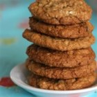 Oatmeal Raisin Cookies IV - These are the best oatmeal cookies. The secret is in the soaking of the raisins!
