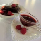Fresh Raspberry Sauce - Chef John's recipe for fresh raspberry sauce has only 4 ingredients and is quick, easy, and delicious. Perfect to top ice cream or chocolate cake!