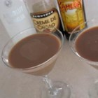Tiramisu Martini - This is one smooth chocolate martini!