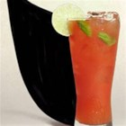 Clamato(R) Vampirito - Satisfy your nocturnal instincts with this steamy drink of Clamato(R) and tequila.