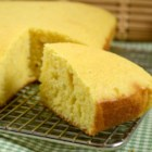 Grandmother's Buttermilk Cornbread - Grandma's recipe for a sweet, moist cornbread likely to become your favorite!