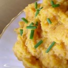 PJ's Sweet Potato Mash - Mashed sweet potato or yams are whipped with a kick of horseradish and honey. These are excellent with pork, beef or poultry.