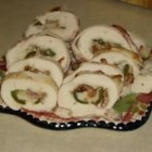 San Antonio Chicken Roll Ups