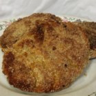 'Barry Good' Salmon Patty - Use canned pink salmon, eggs, bread crumbs, and cornmeal to make tasty patties.