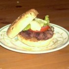 Cola Burgers - Add zip to your burgers with special ingredients.  Delicious and easy to make.
