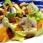 Glenda's Mandarin Orange Salad - This sweet and crunchy salad is very kid friendly! I first tried this when I visited my family in Newfoundland, and managed to get a copy of the recipe.  Make lots, there won't be any left over!