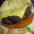 Spicy Burgers - These burgers are chock full of spicy peppers. When handling the chile peppers be sure to wear gloves, and don't let the pepper oils come in contact with your eyes. Serve on buns with your favorite toppings.