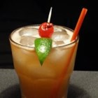 Mai Tai II - Mai Tai - a tropical and fruity rum drink.