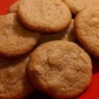 Almost Heaven Peanut Butter Cookies - Delicious peanut butter cookies with very few ingredients.