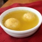 Oma's Fabulous Matzo Ball Soup