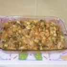 Potato and Cauliflower Casserole - Great potato and cauliflower side dish. Goes especially well with a pork meal.