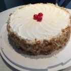 Coconut Cake From a Mix