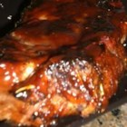 Spareribs with Savory Sage Rub