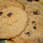 Aunt Cora's World's Greatest Cookies - Aunt Cora's recipe. WORLD'S BEST CHOCOLATE CHIP PEANUT BUTTER COOKIES!