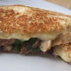 Grilled Mushroom and Swiss - Dress up a traditional grilled cheese sandwich with fresh mushrooms and baby spinach.