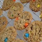 Monster Cookies II - This recipe makes large cookies and has NO flour.  I got it from my aunt in Southern Alberta (Canada) several years ago!!  Hope you enjoy it.