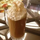 Irish Coffee - Fresh hot coffee gets a little added pep with the addition of Irish whiskey and Irish cream.