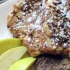 Almond French Toast - Toasted almonds make a delectable coating for tasty French toast!