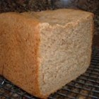 Steve's Whole Wheat - This robust bread machine product is defined by its winning ratio of wheat, rye and bread flours, quietly sweetened with honey and molasses.