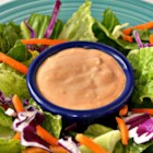 BaBa's Thousand Island Dressing - Made with hard-boiled eggs, mayonnaise, ketchup, Worcestershire sauce, and sweet pickle relish, this Thousand Island dressing is perfect on salads or as a dip.