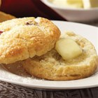 Cranberry Lemon Scones - Enjoy these versatile scones at breakfast or brunch, or with your afternoon tea.