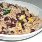 Black Bean and Couscous Salad