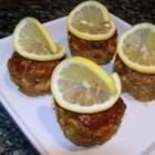 Photo of Lemon Barbeque Meatloaf