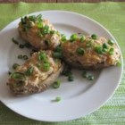 Potunas - Great recipe I got from my stepmother. Potatoes and tuna that can be made like a twice baked potato.