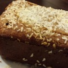 Almond Flour Banana Bread - Enjoy this gluten-free banana bread made with almond flour and coconut oil, guilt free!