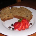 Apple Raisin Bread - Cinnamon and nutmeg spice up this loaf of apples, walnuts, raisins and oats.