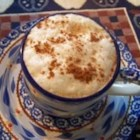 Cafe Latte - This is for all fellow coffee drinkers. I love lattes but buying them can be pricey. So here's a recipe so you can make your own.