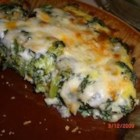 Spinach Muenster Quiche  - This cheese crusted quiche is great for vegetarian brunch guests.