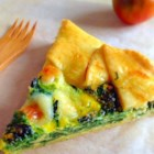 Easy English Quiche Lorraine - Quick and easy English quiche Lorraine is perfect for breakfast and a great crowd-pleasing recipe.
