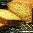 Buttermilk Banana Bread - Buttermilk lends a distinctive flavor to this quick bread recipe with banana and cinnamon.