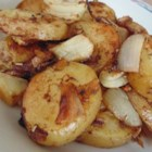 Roasted Potatoes and Onions - Easy and Delicious - Roasted potatoes and onions are a quick and easy alternative to mashed potatoes or fries as a side dish for your weeknight meals.