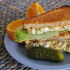 Deviled Egg Salad - Egg salad meets deviled eggs in this recipe for the best egg salad, whether alone, on greens, or in a sandwich.
