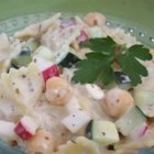 Greek-alicious Pasta Salad