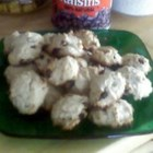 Applesauce Cookies I - These chewy cookies are delicious. They make an excellent after school snack.