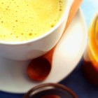 Haldi Ka Doodh (Hot Turmeric Milk) - Hot turmeric milk, or haldi ka doodh, is a delicious and traditional Indian home remedy used to soothe a cold or sore throat.